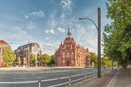 Rathaus Lichtenberg - Quelle: © Benjamin Jehne