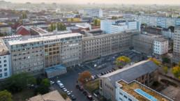 Stasi-Zentrale. Campus für Demokratie
