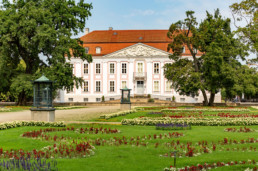 Schloss Friedrichsfelde, Bild: © Tierpark Berlin, Frederic Schweizer