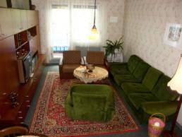 Bild: Museumswohnung Wohnzimmer - Quelle: © Stadt und Land Wohnbauten-Gesellschaft mbh