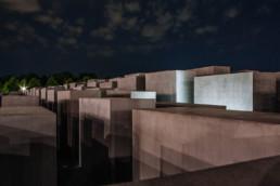 Denkmal für die ermordeten Juden Europas - Quelle: © Sascha Bachmann